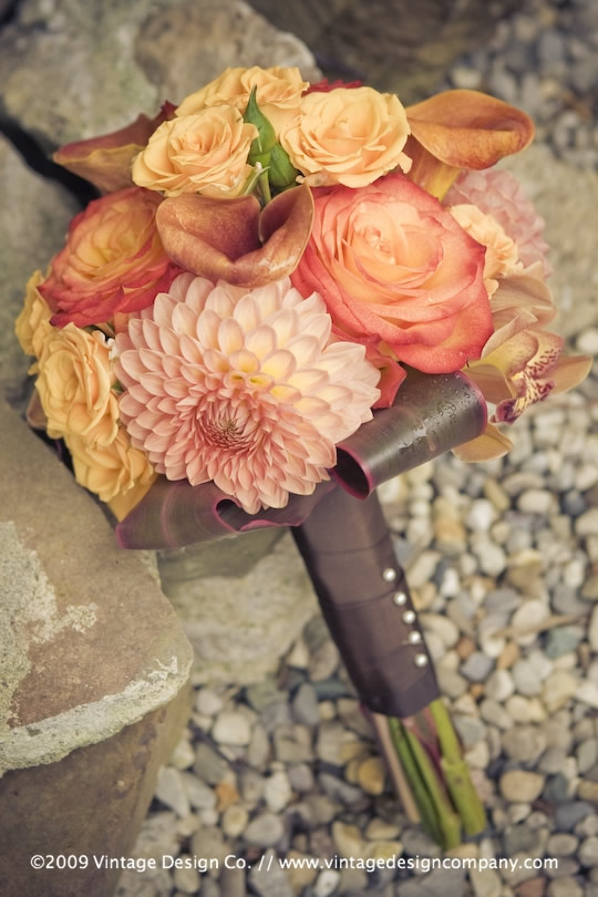 Niagara Wedding Florist // Bride's Bouquet