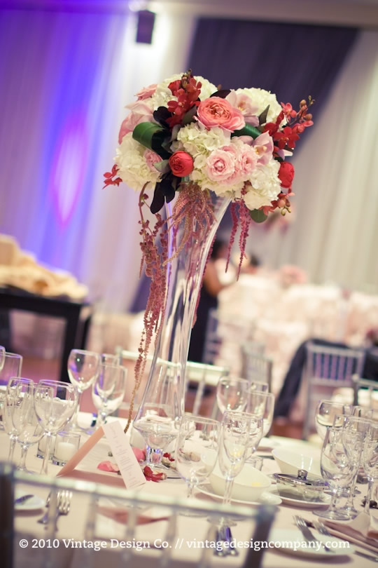 Table Floral Centerpiece