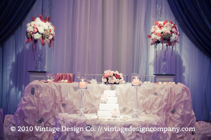 Sweet Heart Headtable