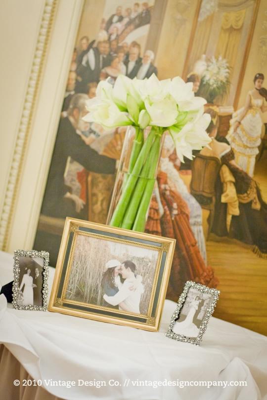 Prince of Wales Wedding Reception
