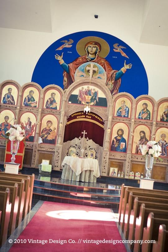 Macedonian Orthodox Wedding Ceremony