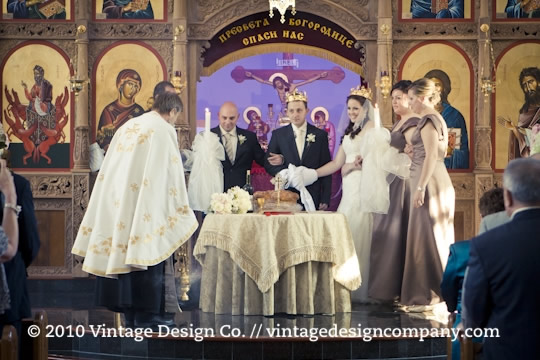 Macedonian Orthodox Wedding Ceremony