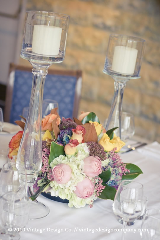 Niagara Winery Wedding // Inn on the Twenty / Centerpieces 3