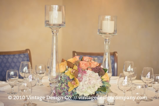 Niagara Winery Wedding // Inn on the Twenty / Centerpieces 2