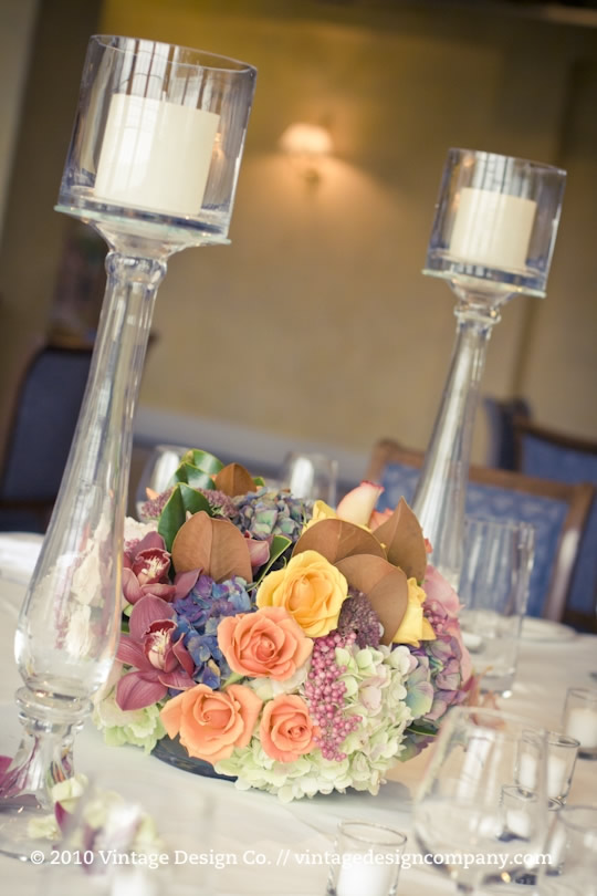 Niagara Winery Wedding // Inn on the Twenty / Centerpieces