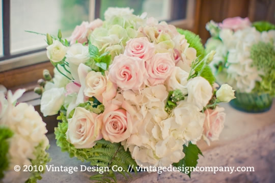 Niagara Wedding Florist // Vineland Estates Carriage House Wedding Ceremony