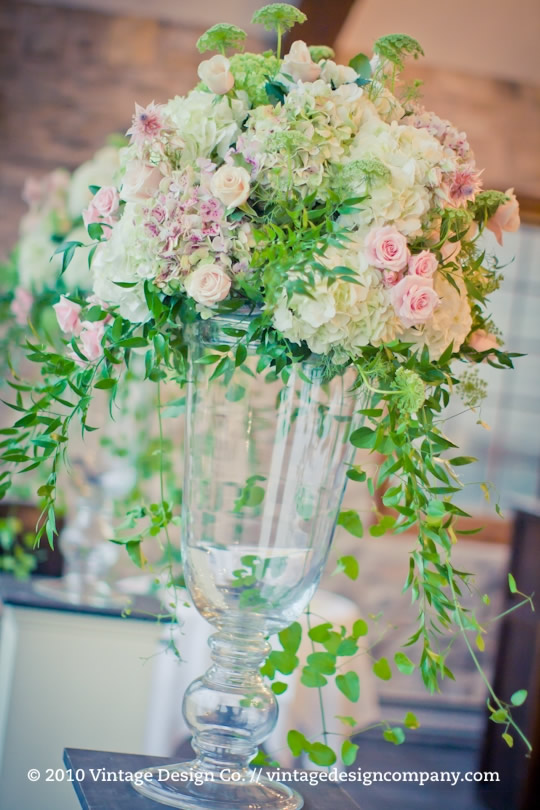 Niagara Wedding Florist // Vineland Estates Carriage House Wedding Ceremony 2