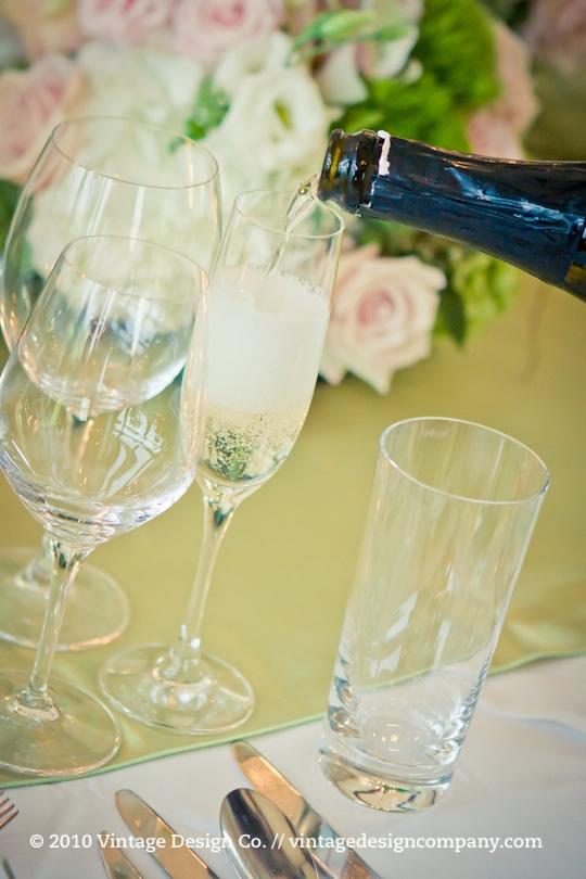 Niagara Wedding Florist // Vineland Estates Carriage House Wedding Reception 3