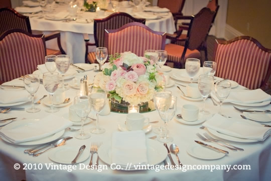 Niagara on the Lake Wedding Florist // Queen's Landing Imperial Ballroom