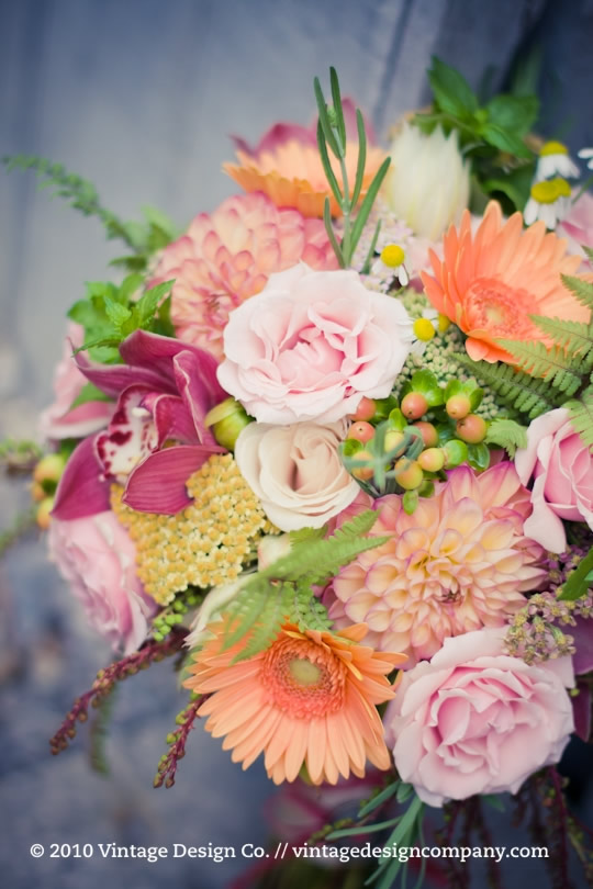 Bliss Bridal Bouquet