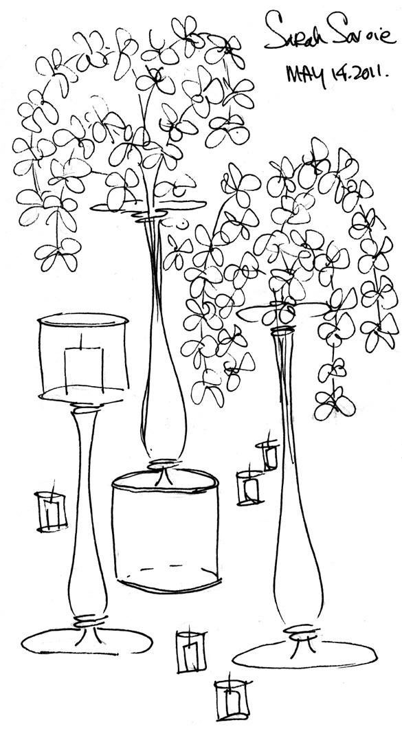 Sarah Savoie Sketch