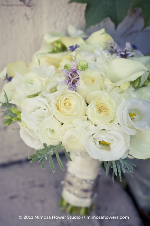 Andrea Roth Bridal Bouquet - 2