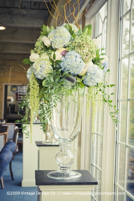 Niagara Wedding Florist // Centerpieces 3