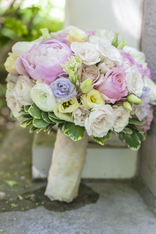 Queen's Landing Wedding - Bride's Bouquet