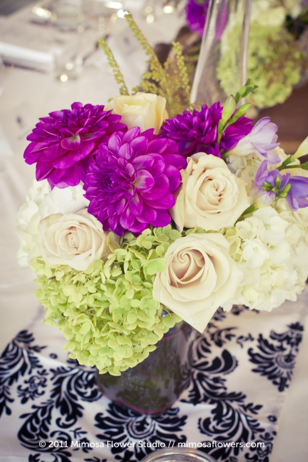 Wedding Reception at Vineland Estates Carriage House - 2