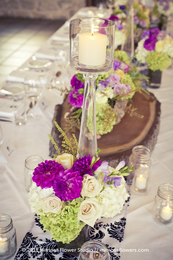 Wedding Reception at Vineland Estates Carriage House - 4