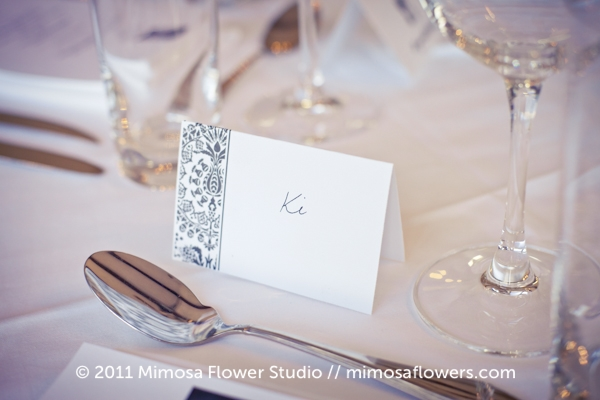 Vineland Estates Winery - Wedding Placecard2