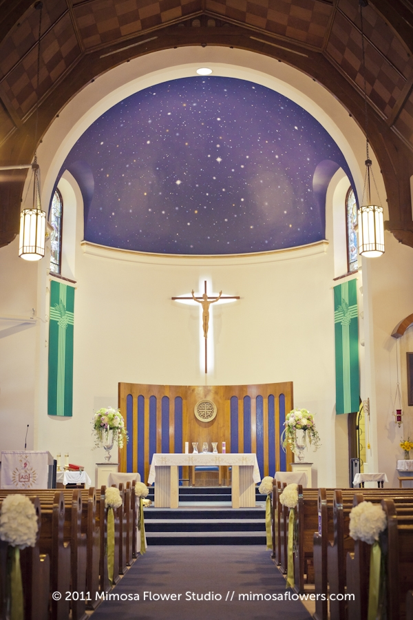 Saint Mary of the Assumption Church - Wedding Ceremony