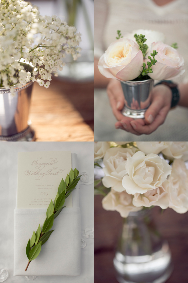 Good Earth Food and Wine Co. - Outdoor Wedding Collage