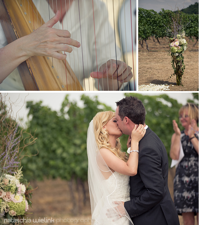 Cave Spring Vineyard Outdoor Wedding Ceremony - Inn on the Twenty