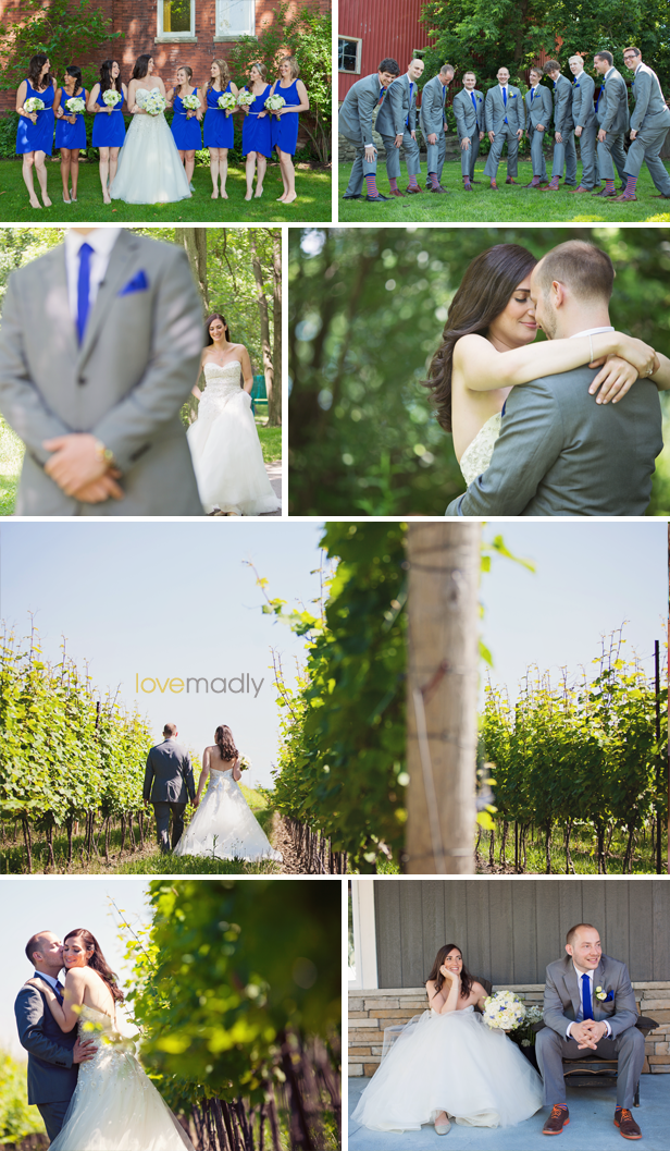 Kira + Mike - Honsberger Estate Wedding