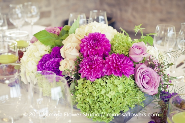 Wedding Flowers at Vineland Estates Winery 2