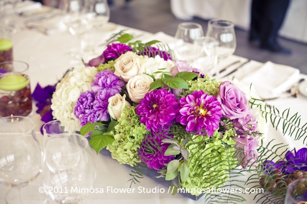 Wedding Flowers at Vineland Estates Winery 1