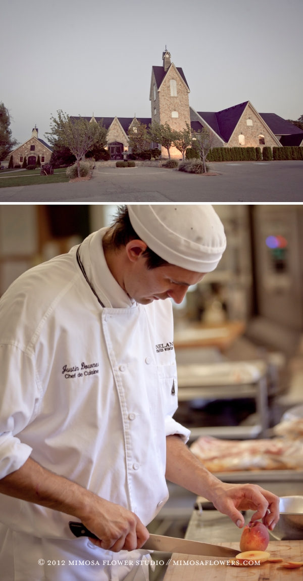 Vineland Estates Winery - Executive Chef Justin Downes