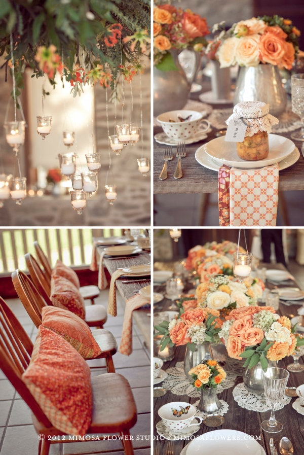 Made with Love - Tablescape Details at Vineland Estates Winery