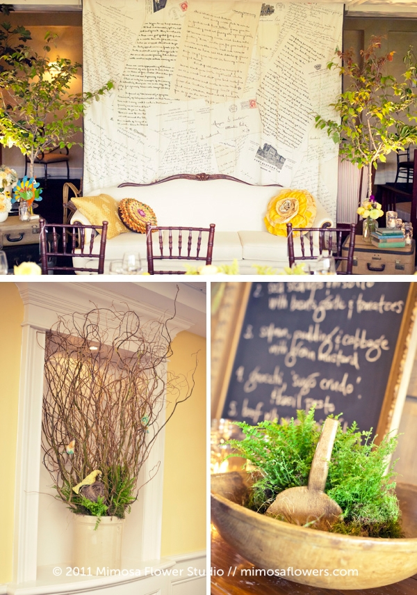 Inn on the Twenty Vintage Wedding