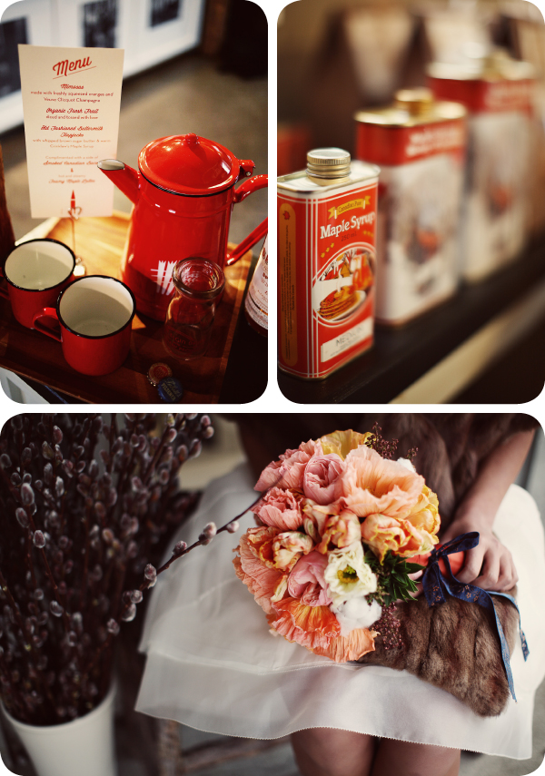 Sugar Shack Canadiana Inspired Wedding - 2