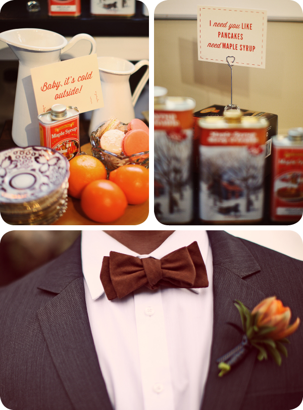 Sugar Shack Canadiana Inspired Wedding - 3