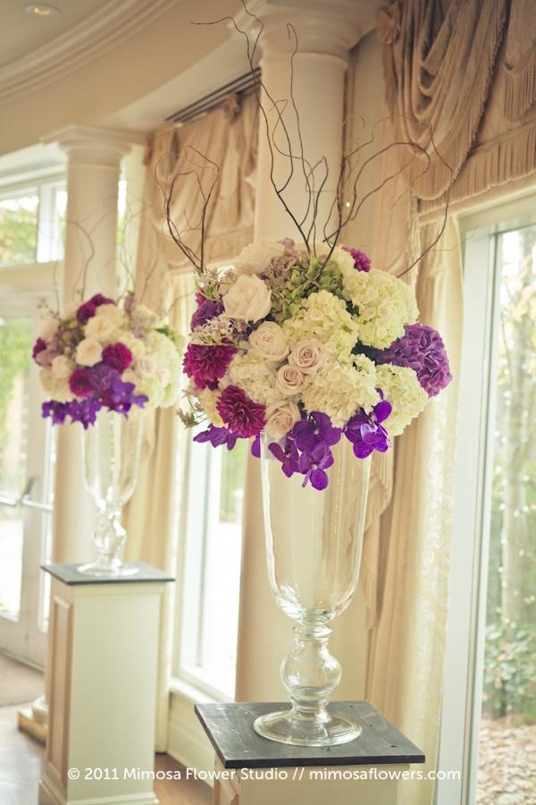 Queen's Landing Atrium - Wedding Ceremony - 3