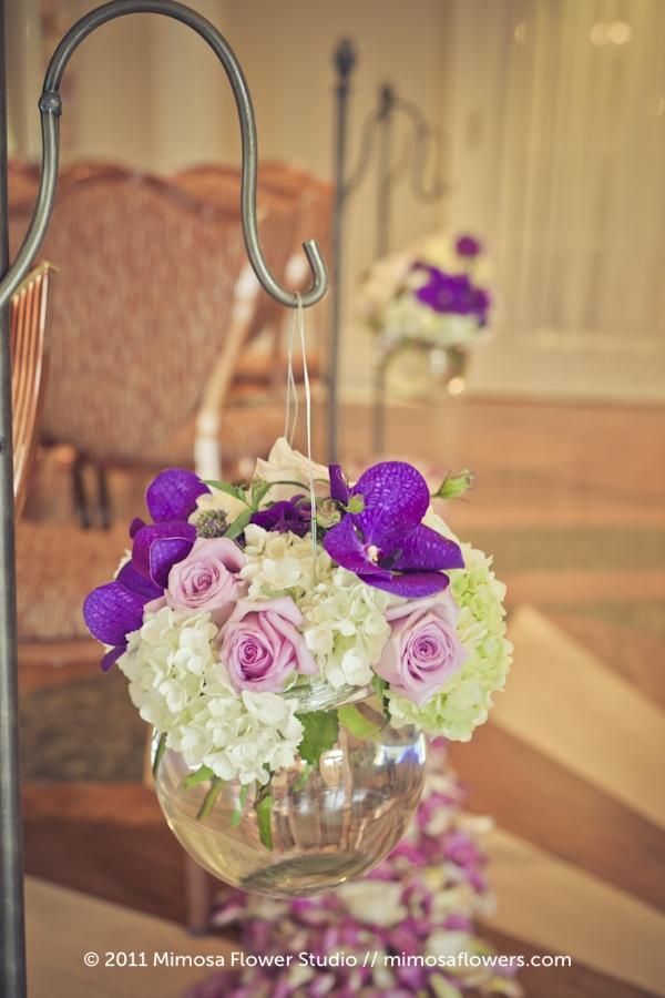 Queen's Landing Atrium - Wedding Ceremony - 2