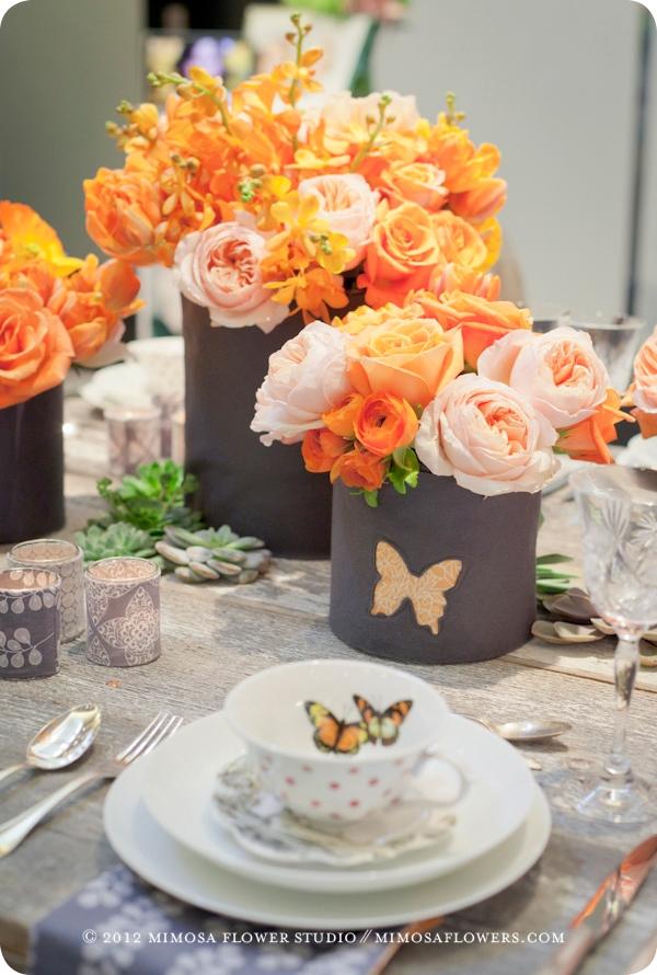 The Wedding Co. Show 2012 - Mimosa Flower Studio - 4