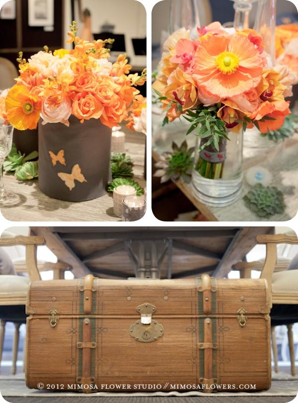 The Wedding Co. Show 2012 - Mimosa Flower Studio - 6