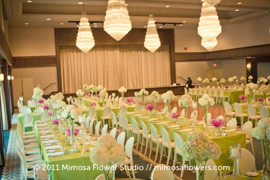 Wedding Tablescape at The Granite Club Toronto - 2