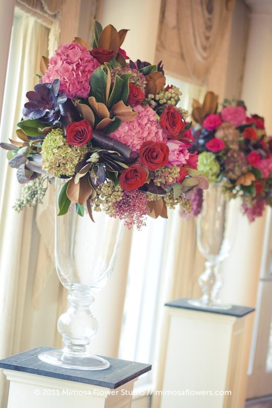 Queen's Landing Atrium Wedding Ceremony - 3