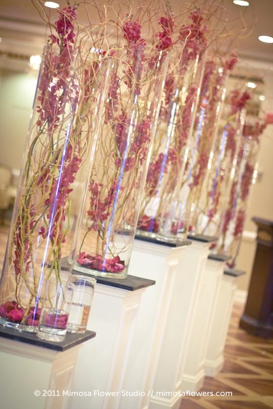 Queen's Landing Atrium Wedding Ceremony - 2