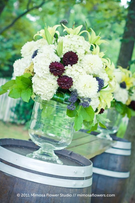 Garden Wedding at Grand Victorian in Niagara on the Lake - 2