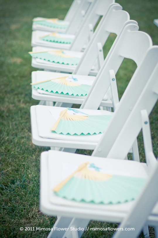 Garden Wedding at Riverbend Inn in Niagara on the Lake - 3