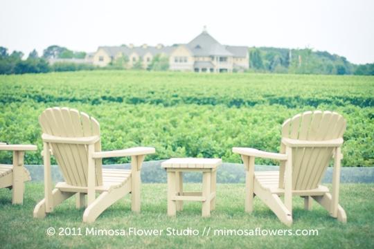 Garden Wedding at Riverbend Inn in Niagara on the Lake - 4