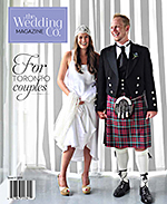 Mimosa Flower Studio featured in The Wedding Co. 2013 Issue